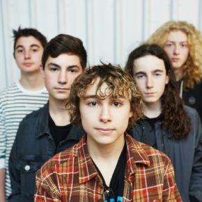 [NEWS] SYDNEY PUNK ROCKERS THE KIDS ARE ON THE RISE WITH MASSIVE SUPPORT ANNOUNCEMENT, A NEW MUSIC VIDEO, AN UPCOMING TOUR AND AN ALBUM ON THE WAY!