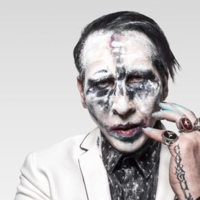 [NEWS] MARILYN MANSON RELEASES VIDEO FOR 'TATTOOED IN REVERSE'