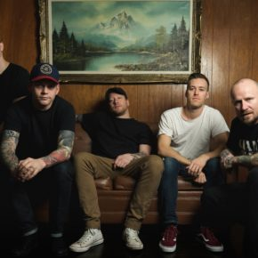 [INTERVIEW] COMEBACK KID'S ANDREW NEUFELD ON COLLABORATIONS AND TOURING