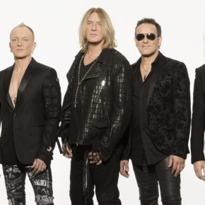 [NEWS] DEF LEPPARD SET TO ROCK AUSTRALIA WITH SCORPIONS