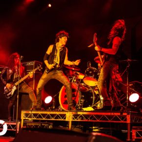 [LIVE MUSIC REVIEW] EXTREME AND MR. BIG AT THEBARTON THEATRE