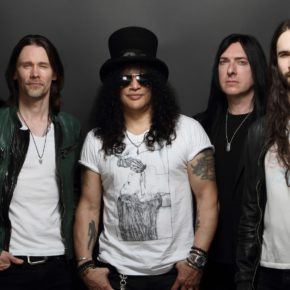 [NEWS] SLASH FT. MYLES KENNEDY & THE CONSPIRATORS TO RELEASE NEW ALBUM IN SEPTEMBER