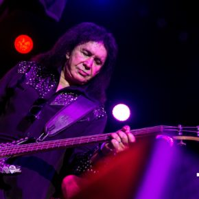 [LIVE MUSIC REVIEW] GENE SIMMONS LEADS A NIGHT OF KILLER TUNES AT MELBOURNE'S FESTIVAL HALL