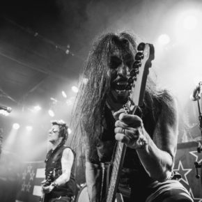 [LIVE MUSIC REVIEW] SKID ROW REWINDS THE CLOCK AS THE YOUTH GOES WILD AT THE GOV