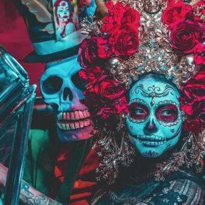 [NEWS] DAY OF THE DEAD CELEBRATION WITH MEXICAN WRESTLING IS COMING TO ADELAIDE