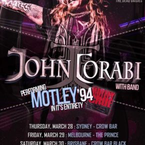 [LIST] 5 THINGS YOU DIDN'T KNOW ABOUT JOHN CORABI