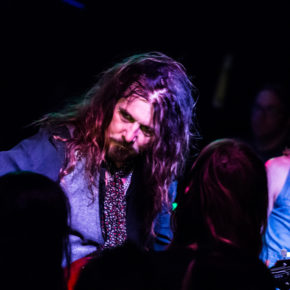 [LIVE MUSIC REVIEW] JOHN CORABI BRINGS MOTLEY '94 TO ADELAIDE'S ENIGMA BAR