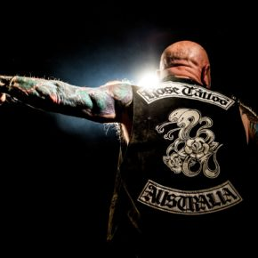 [INTERVIEW] IT'S NEVER TOO LOUD FOR AN AUSSIE ROCK 'N' ROLL CROWD: ANGRY ANDERSON OF ROSE TATTOO TALKS AUSSIE ROCK HISTORY