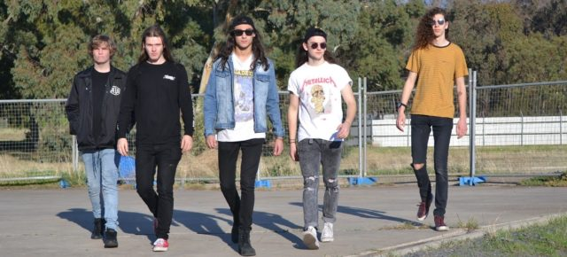 [NEWS] ADELAIDE METAL BAND ALIUM SET TO RELEASE SECOND EVER SINGLE 'FALLEN' AND LAUNCH SINGLE AT SHREDFEST ADELAIDE