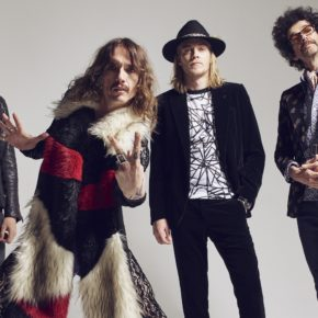 [NEWS] THE DARKNESS ANNOUNCE 'EASTER IS CANCELLED' AUSTRALIA & NEW ZEALAND 2020 TOUR AND RELEASE NEW SINGLE 'HEART EXPLODES'
