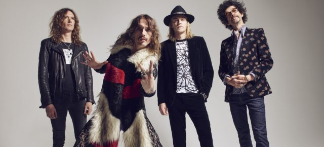 [INTERVIEW] RUFUS TIGER TAYLOR OF THE DARKNESS ON EASTER IS CANCELLED AND TOURING AUSTRALIA IN 2020