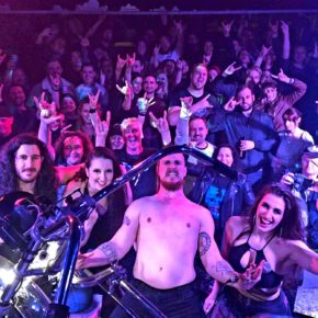 [LIVE MUSIC REVIEW] ADELAIDE ROCKERS THE BABES END AUSSIE ALBUM LAUNCH TOUR WITH ELECTRIC SHOW IN HOMETOWN